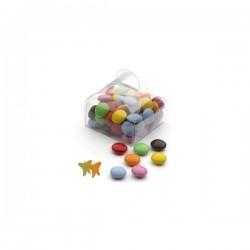 Étui transparent pour bonbons et chocolats