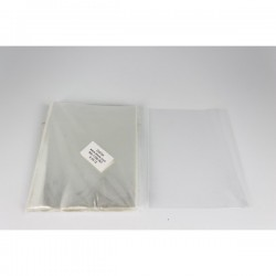 Lot de 100 sacs de cellophane transparent 9,5 x 12cm.