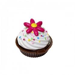 Baume à lèvres en forme de Cupcake